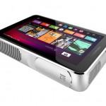 Nuevo híbrido tablet+proyector de ZTE