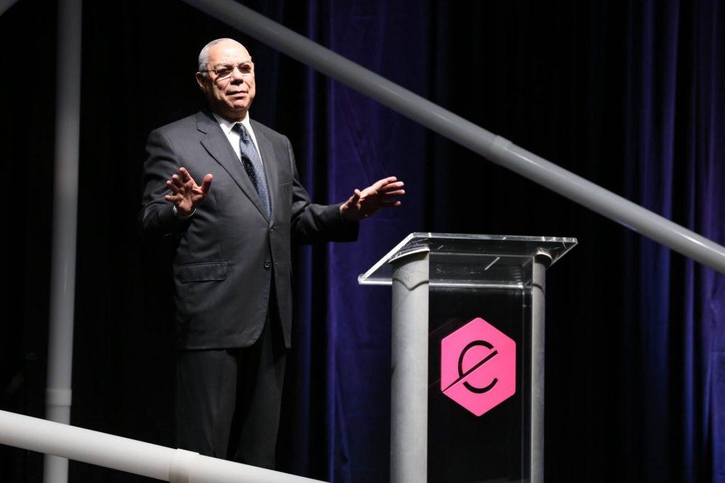 Powell en EMerge