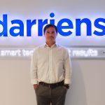 Juan Curci manejará ventas en Darriens