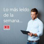 Las notas más leídas de CIO América Latina