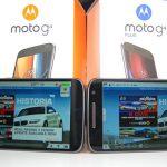 Moto G4 y G4 Plus: mínimas diferencias