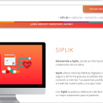 Siplik: plataforma on line de salud hecha en Venezuela