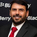 La nueva Blackberry presentó sus soluciones de software en México