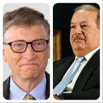 Gates y Slim siguen entre los más ricos según Forbes