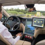 Bosch y Nvdia presentaron un auto con Inteligencia Artificial