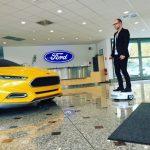 Ford mostró su propuesta de Movilidad Personal en el #MWC2017