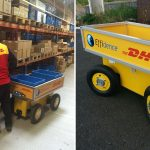 Conozca los robots que DHL está utilizando en sus almacenes