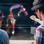 ¿Quiere mejorar la colaboración? Pruebe con los HoloLens