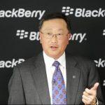 John Chen piensa en adquisiciones luego de triunfo de Blackberry sobre Qualcomm