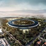 El Apple Park listo para su estreno en los próximos días