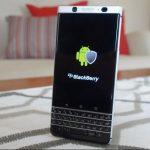 A finales de mayo comenzará despacho de Blackberry KeyOne