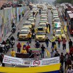"""Uber sigue con """"afectos"""" dividos en América Latina"""