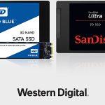 Nuevos SSD con tecnología 3D en el portafolio de Western Digital