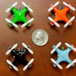 Drones avanzan a nueva generación con chip miniatura