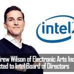 Andrew Wilson es elegido miembro del Consejo de Administración de Intel