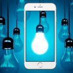 El Li-Fi llegará de la mano de bombillos LED  y smartphones