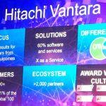 Hitachi Vantara, la marca de la empresa para la TD