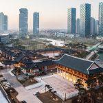 Songdo, la ciudad sin autos diseñada en Corea del Sur