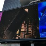 La historia detrás de la señalización LED más grande de Corea