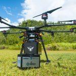 Drones y dispositivos conectados para entregar suministros médicos