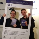 Fintech: VU Security y Mobbex resultaron finalistas de Visa's Everywhere Initiative