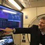 Spaceborne Computer: cómputo de HPE en la Estación Espacial Internacional