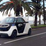 Completan diseño del primer taxi autónomo en Europa