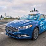 Ford, Autonomic y AWS colaboran en mejorar conectividad y movilidad de vehículos