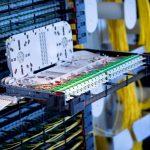 Distribuidor óptico capaz de unir hasta 5.376 fibras