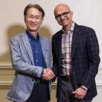 Sony y Microsoft explorarán alianza estratégica en videojuegos e IA