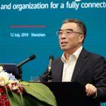 """""""Definitivamente Huawei sobrevivirá y mejorará"""", afirma su presidente Liang Hua"""