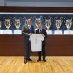 Telefónica, nuevo integrador tecnológico del Real Madrid