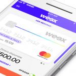weex wallet y Mastercard, socios en pagos electrónicos