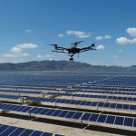 Drones para mejorar la inspección de los parques solares