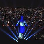 Artistas del mapping lanzan mensajes de esperanza en capitales latinoamericanas
