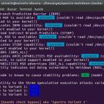 Revelan vulnerabilidades en Linux que afectan las defensas contra Spectre