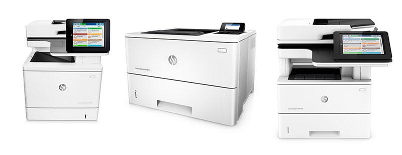 Impresoras empresariales HP LaserJet
