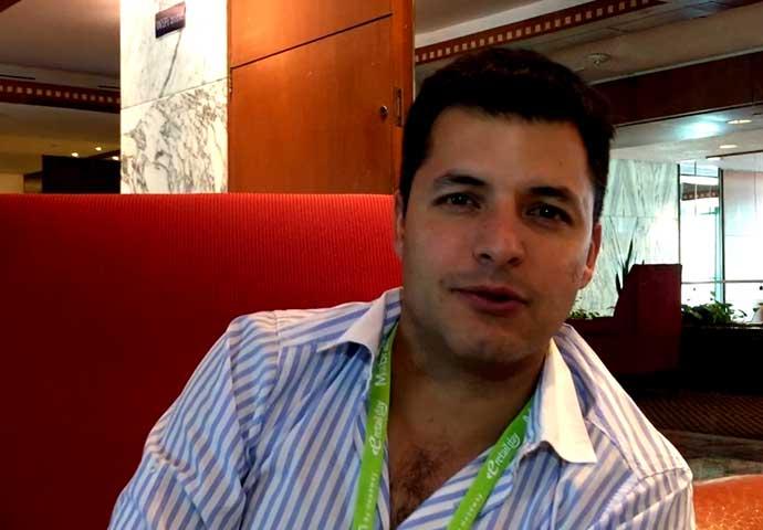 Alejandro Lopez emblue