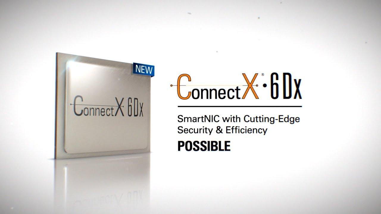 ConnectX-6 Dx de Mellanox