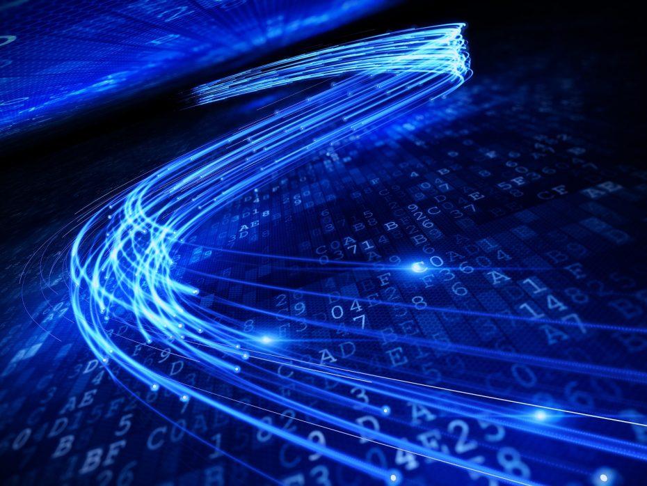 transmisión óptica punto a multipunto