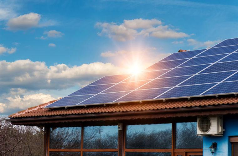 planta solar fotivoltaica