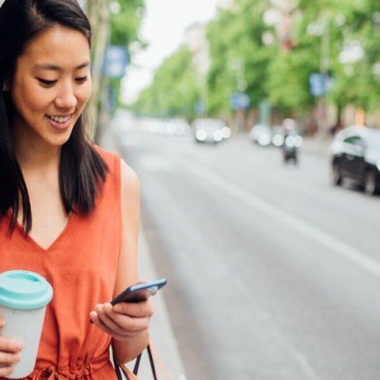 Consumo de Internet por celular