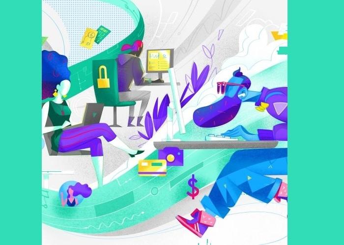 conciencia de ciberseguridad en el trabajo