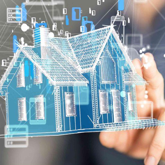 Casas y edificios inteligentes