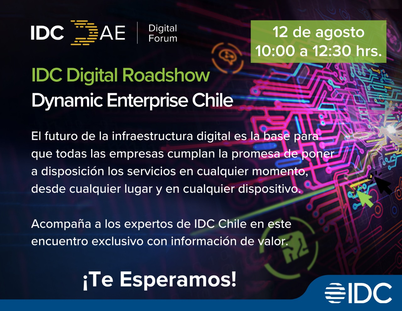 IDC Digital Roadshow Dynamic Enterprise